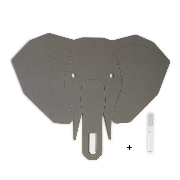 liseuse éléphant