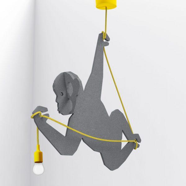 luminaire singe