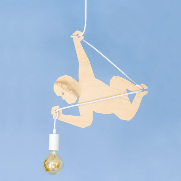 Suspension Luminaire Singe Rafiki